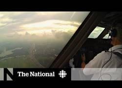 Enlace a Este piloto de Air Canada salvó por poco la vida a decenas de personas