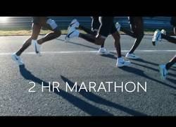Enlace a La explicación de cómo hay que correr para durar 2 horas en una maratón