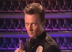 Enlace a La promoción de Terminator 2 cuando salió en cinta VHS