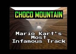 Enlace a Descubren el fallo de Choco Mountain: el mítico circuito del Mario Kart 64
