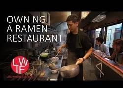 Enlace a El día a día de trabajar en un restaurante de Ramen en Japón