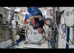 Enlace a Para los astronautas rusos ya ha comenzado el Mundial de Rusia 2018 en el espacio