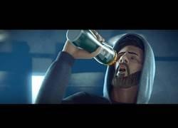 Enlace a La historia de Messi en forma animada en el nuevo spot de Gatorade