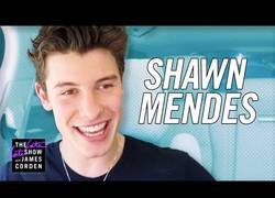Enlace a Shawn Mendes se sube al Carpool de James Corden para pasar un momento muy agradable