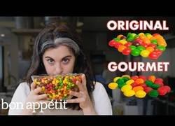 Enlace a Esta Chef intenta hacer unos Skittles con un estilo gourmet