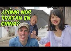 Enlace a Occidentales en China: ¿cómo nos tratan?