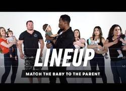 Enlace a Intentando averiguar a qué padre le pertenece cada bebé