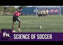 Enlace a Inventan una tecnología para seguir lo que un futbolista ve a tiempo real