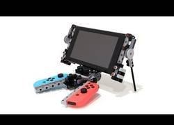 Enlace a Experimentos con la Nintendo Switch