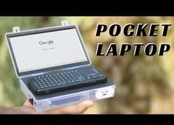 Enlace a Como hacer un Mini Laptop en casa