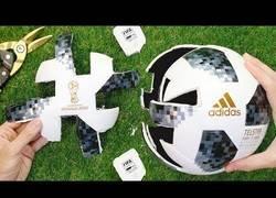 Enlace a Así se hacen los balones del Mundial de Rusia 2018