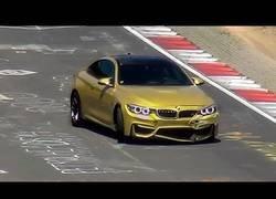 Enlace a Las liadas máximas que hay en el circuito de Nurburgring son de aúpa