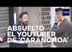Enlace a Absuelto el 'youtuber' de 'caranchoa' porque no figura en la RAE