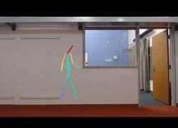 Enlace a Inventan un sistema de Inteligencia Artificial capaz de detectarte tras las paredes