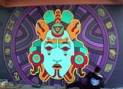Enlace a El increíble arte callejero Rilke Guillén