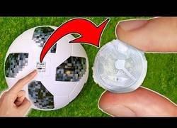 Enlace a Así funciona el chip del balón del Mundial de Rusia