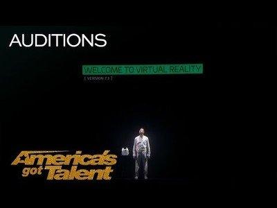 Disfrutad una de los mejores shows vistos en America's Got Talent