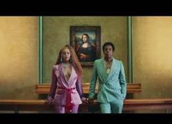 Enlace a Beyonce y Jay-Z sorprenden en su nuevo videoclip grabado en el Louvre