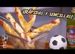 Enlace a Recetas turboceliciosas para comer mientras ves los partidos del Mundial