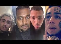 Enlace a Varias celebridades reaccionan a la inesperada muerte de xxxtentacion