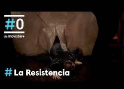 Enlace a La épica entrada de Jorge Ponce en el plató de La Resistencia