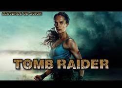 Enlace a Los errores de Tomb Raider