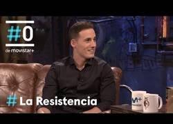 Enlace a La genial entrevista a Pol Espargaró en La Resistencia