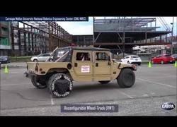 Enlace a DARPA ha reinventado la rueda