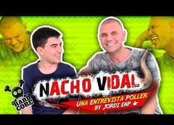 Enlace a Jordi ENP lo ha vuelto a hacer y entrevista al mito Nacho Vidal