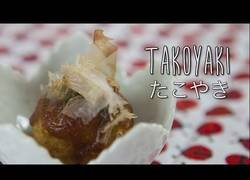 Enlace a Así se hace los takoyaki