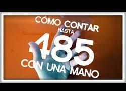 Enlace a Cómo contar hasta 485 con una mano