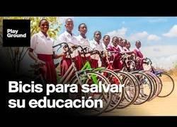 Enlace a Las bicicletas que han evitado agresiones sexuales y fracaso escolar