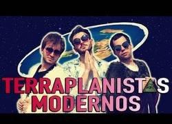 Enlace a La canción de los terraplanistas, por Jaime Altozano
