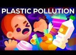 Enlace a Como los humanos están convirtiendo el mundo en plástico