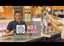 Enlace a Los españoles son los europeos que más gastan en bares y restaurantes