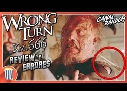 Enlace a Errores de películas Wrong Turn Km 666