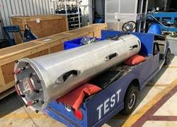 Enlace a El mini submarino creado por Elon Musk para salvar la vida a los niños de Tailandia