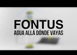 Enlace a Esto es Fontus, la botella capaz de crear agua