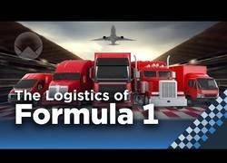 Enlace a La brutal logística que hay en la Fórmula 1 antes, durante y después de las carreras