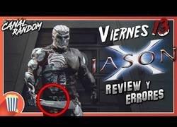 Enlace a Errores de películas Viernes 13 10 Jason X