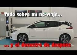 Enlace a El desastre de viajar en un coche eléctrico por España