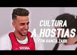 Enlace a Cultura a h*stias con Hamza Zaidi