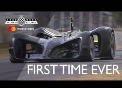 Enlace a Esto es Robocar, el coche autónomo que ha dado un gran show de velocidad por Goodwood