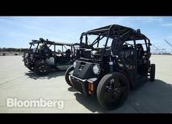 Enlace a Se llama ROBO TAXI y es el vehículo del futuro que destronará a Uber