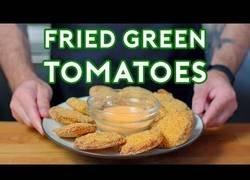 Enlace a Cocinando unos deliciosos tomates verdes con una rica receta