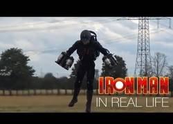 Enlace a Ser Iron Man está más próximo de lo que imaginamos