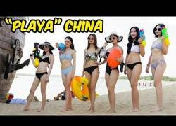 Enlace a Una visita a las playas de China sin costa