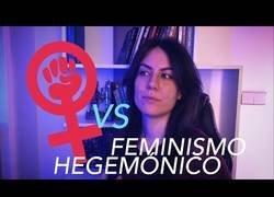 Enlace a El polémico vídeo de esta chica hablando del feminismo hegemónico