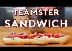 Enlace a Preparando el famoso sandwich que podemos ver en '30 Rock'