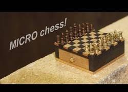 Enlace a Creando un mini ajedrez desde 0